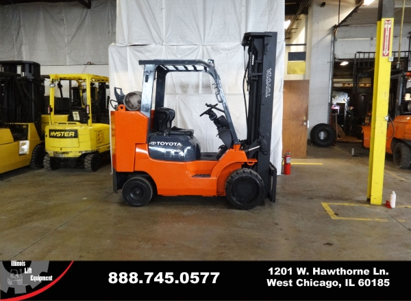 Used 2005 TOYOTA 7FGCU45 -BCS - West Chicago, IL