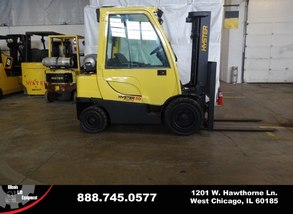 Used 2006 HYSTER H50FT - West Chicago, IL