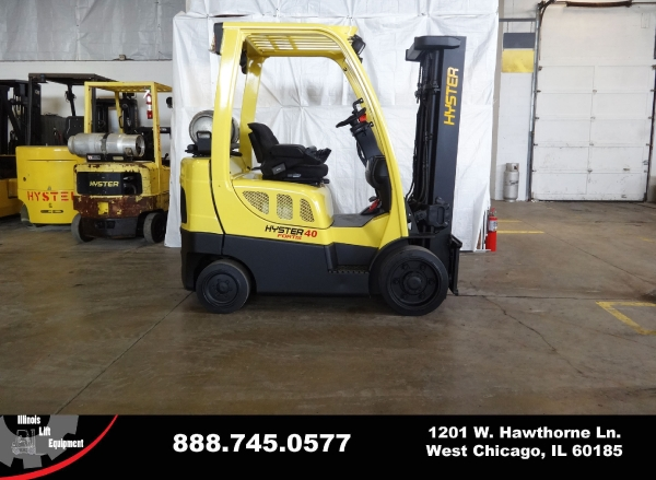 Used 2006 HYSTER S40FT - West Chicago, IL