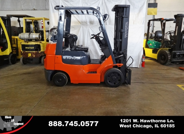 Used 2003 TOYOTA 7FGCU25 - West Chicago, IL