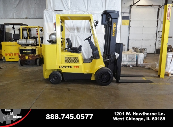 Used 2003 HYSTER S100XMBCS - West Chicago, IL