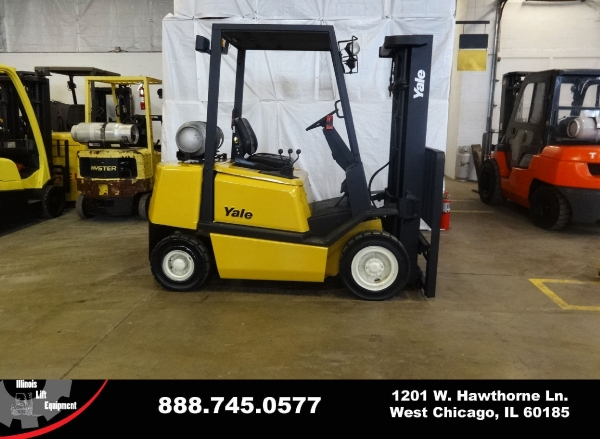 Used 2005 YALE GLP050 - West Chicago, IL