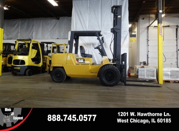 Used 2002 CATERPILLAR DP50K - West Chicago, IL