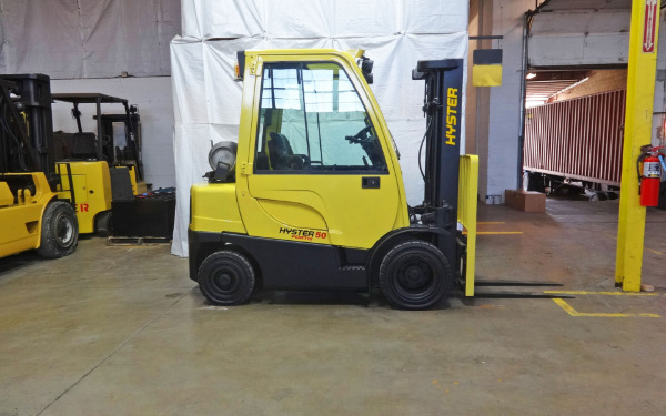 Used 2007 HYSTER H50FT - West Chicago, IL