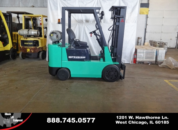 Used 0 MITSUBISHI FGC25 - West Chicago, IL