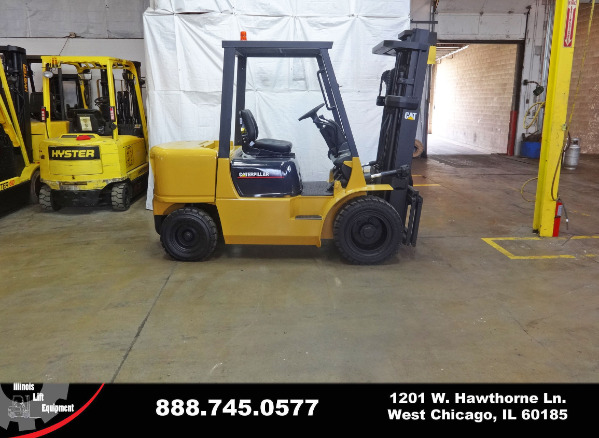 Used 2003 CATERPILLAR GP30K - West Chicago, IL