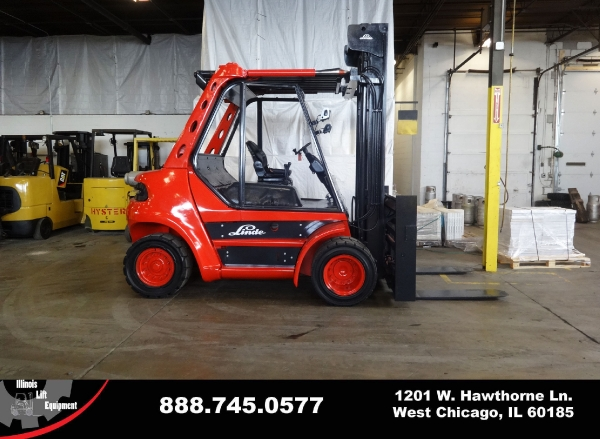 Used 2007 LINDE H70D-03 - West Chicago, IL