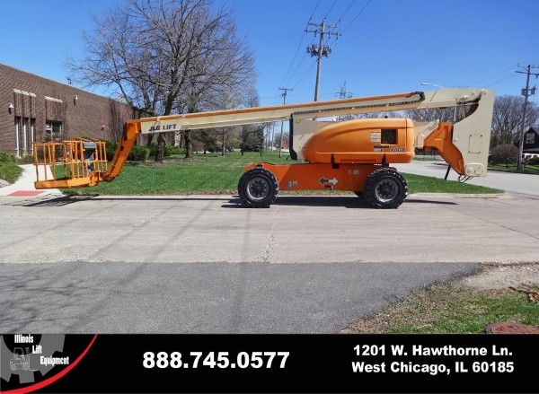 Used 2001 JLG 800A - West Chicago, IL
