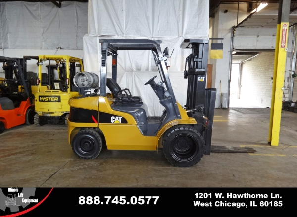 Used 2005 CATERPILLAR P6000 - West Chicago, IL