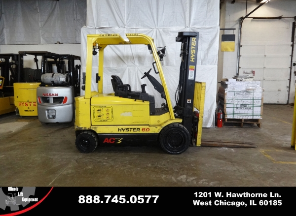Used 2007 HYSTER J60Z - West Chicago, IL