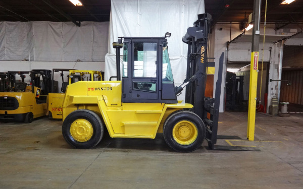 Used 2000 HYSTER H210XL2 - West Chicago, IL