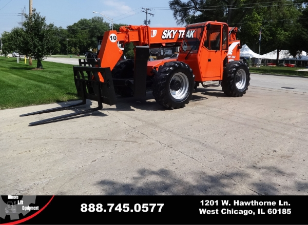 Used 2002 SKYTRAK 10054  - West Chicago, IL