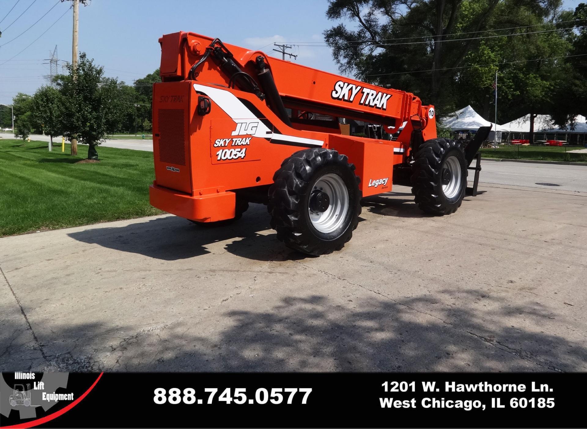 Used 2002 SKYTRAK 10054  | West Chicago, IL