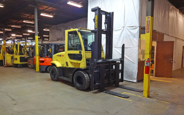 2011 HYSTER H155FT