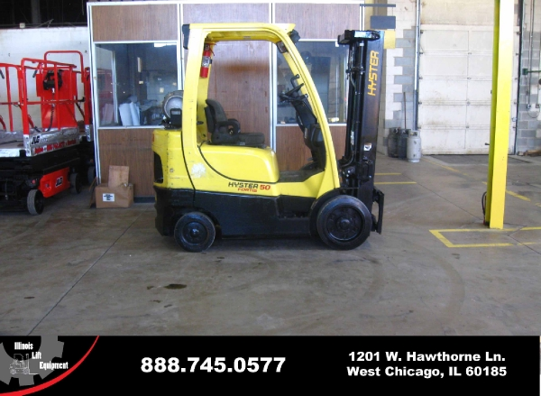 New 2007 HYSTER S50FT - West Chicago, IL