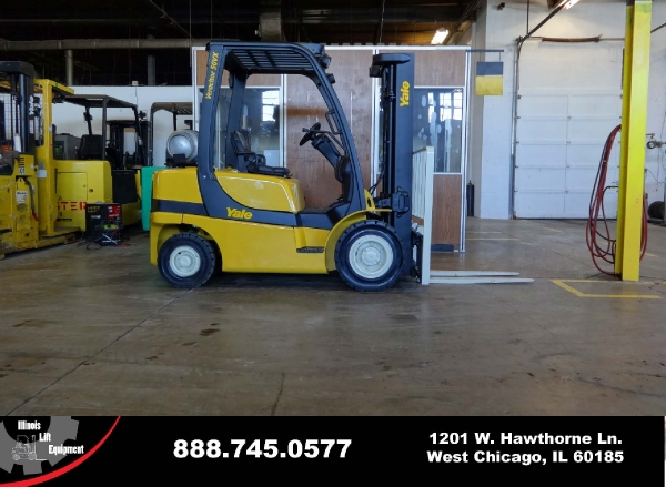 New 2008 YALE GLP050VX - West Chicago, IL