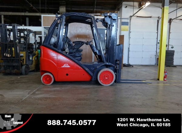 New 2006 LINDE H25CT-600 - West Chicago, IL