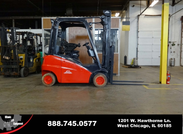 New 2009 LINDE H20T - West Chicago, IL