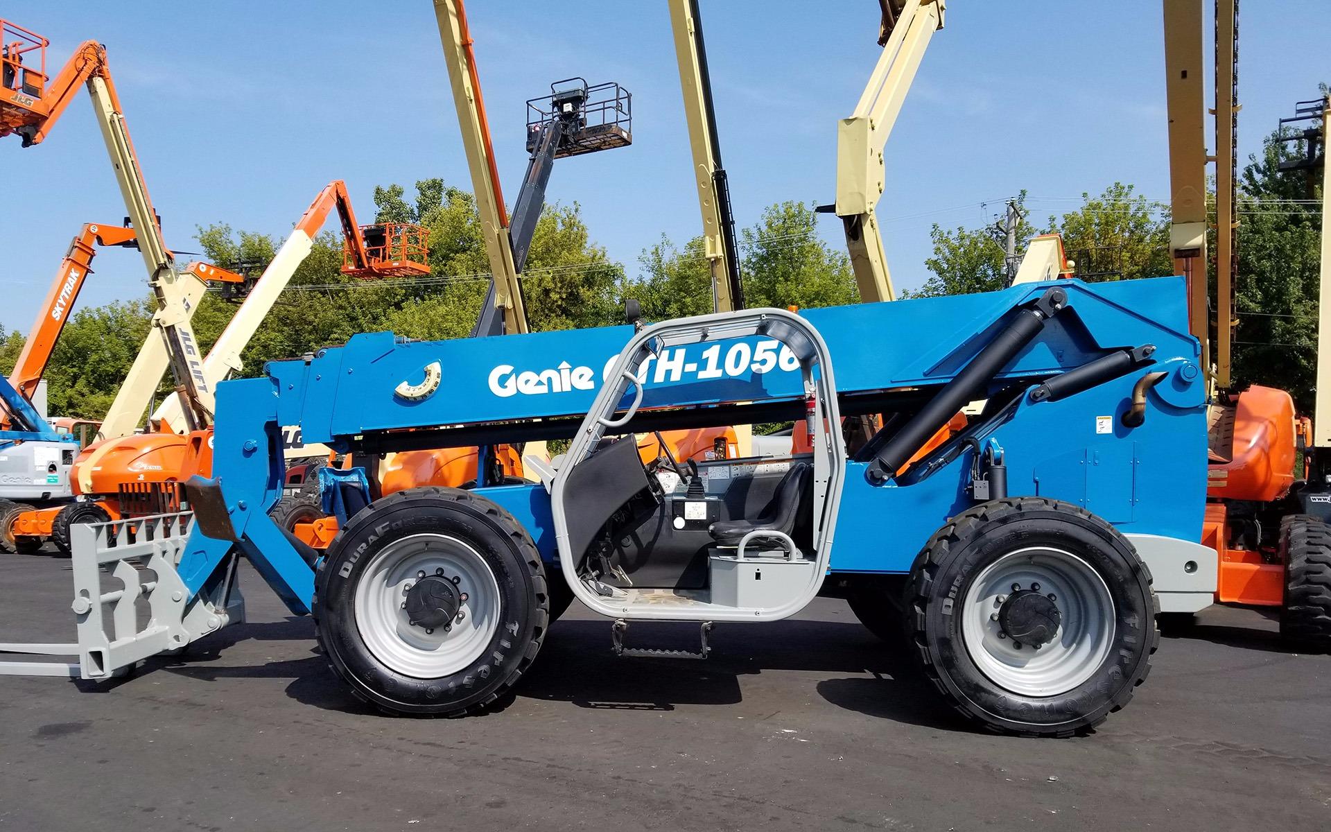 2007 Genie Gth 1056 Stock 3891 For Sale Near Cary Il Il Genie Dealer