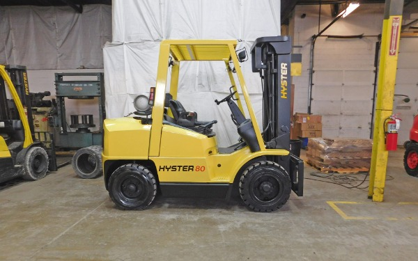 2000 HYSTER H80XM