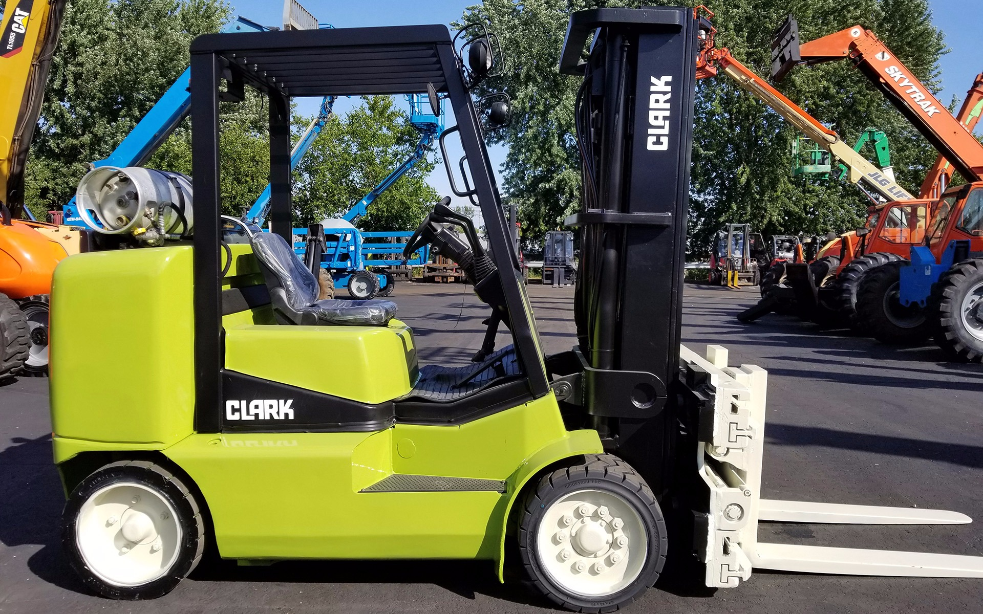 Used 2008 CLARK CGC55  | Cary, IL