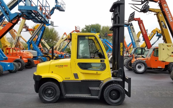 2007 HYSTER H155FT