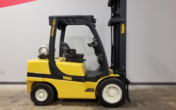 Used DaeWoo Forklifts for Sale   Illinois Lift Equipt