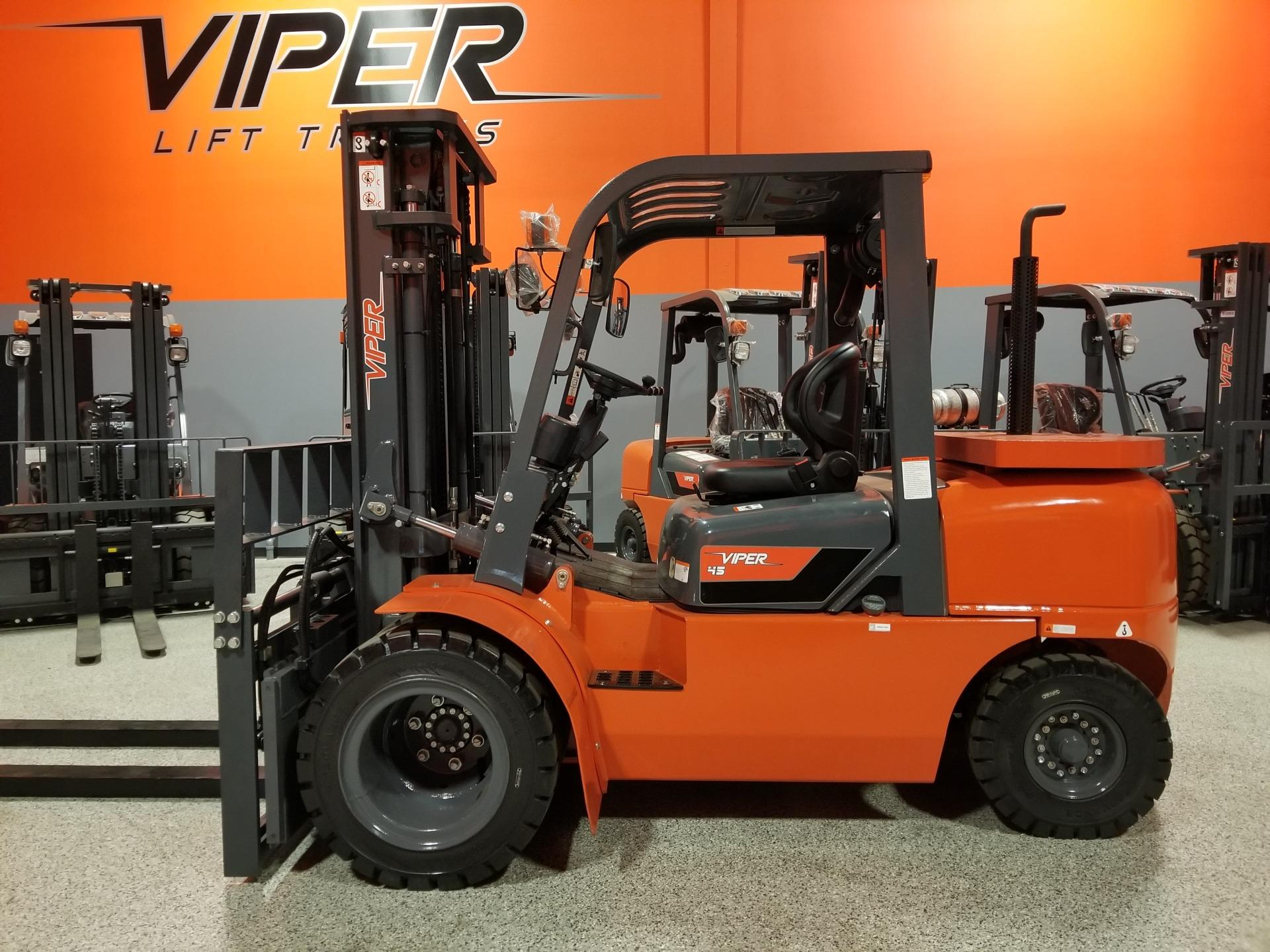 New 2019 VIPER FD45  | Cary, IL