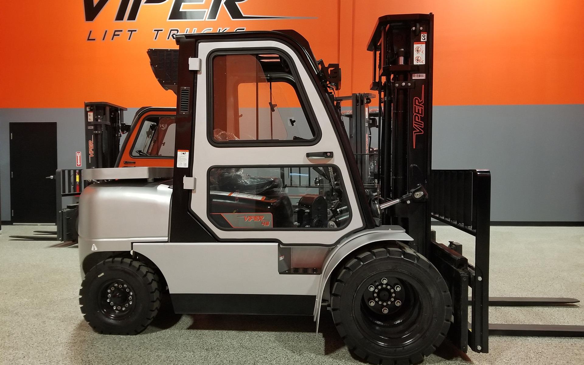 New 2021 VIPER FD45  | Cary, IL