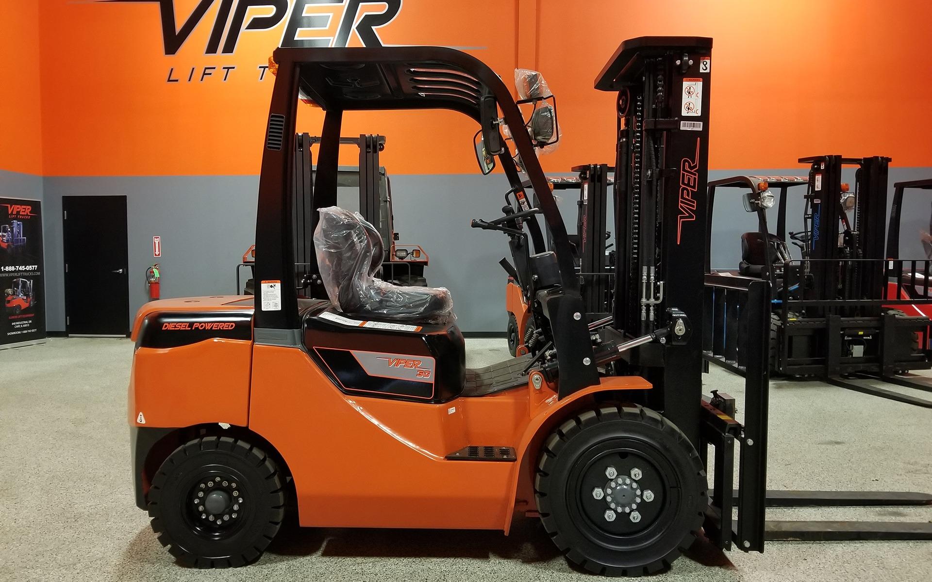 New 2020 VIPER FD30  | Cary, IL