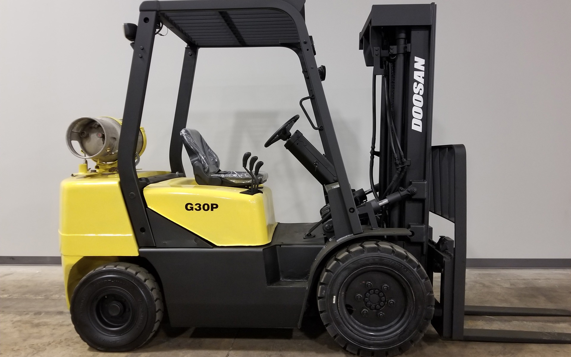 2004 DAEWOO G30P-3 Stock # 4328 for sale near Cary, IL   IL DAEWOO