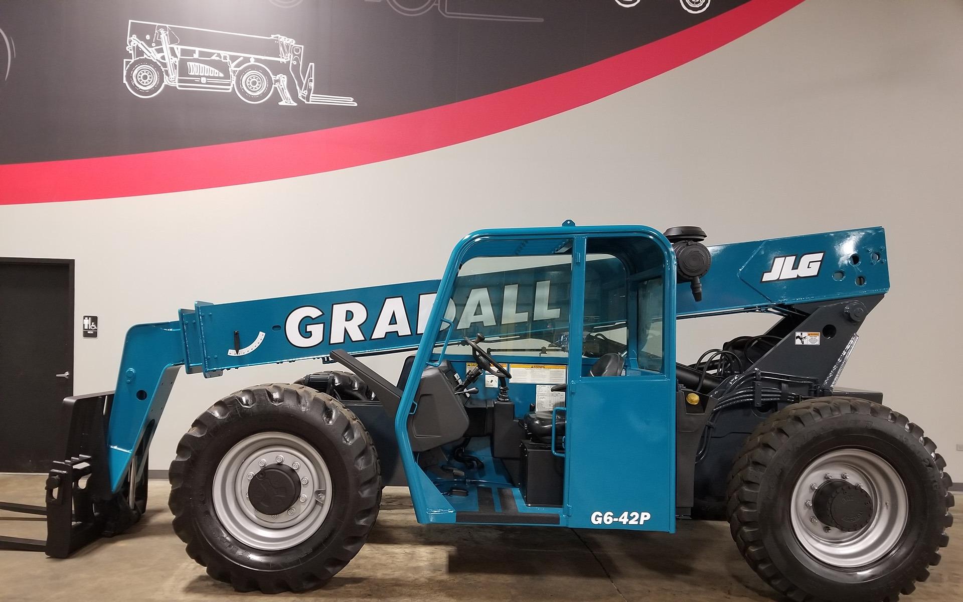 Gradall g6 42p Parts manual