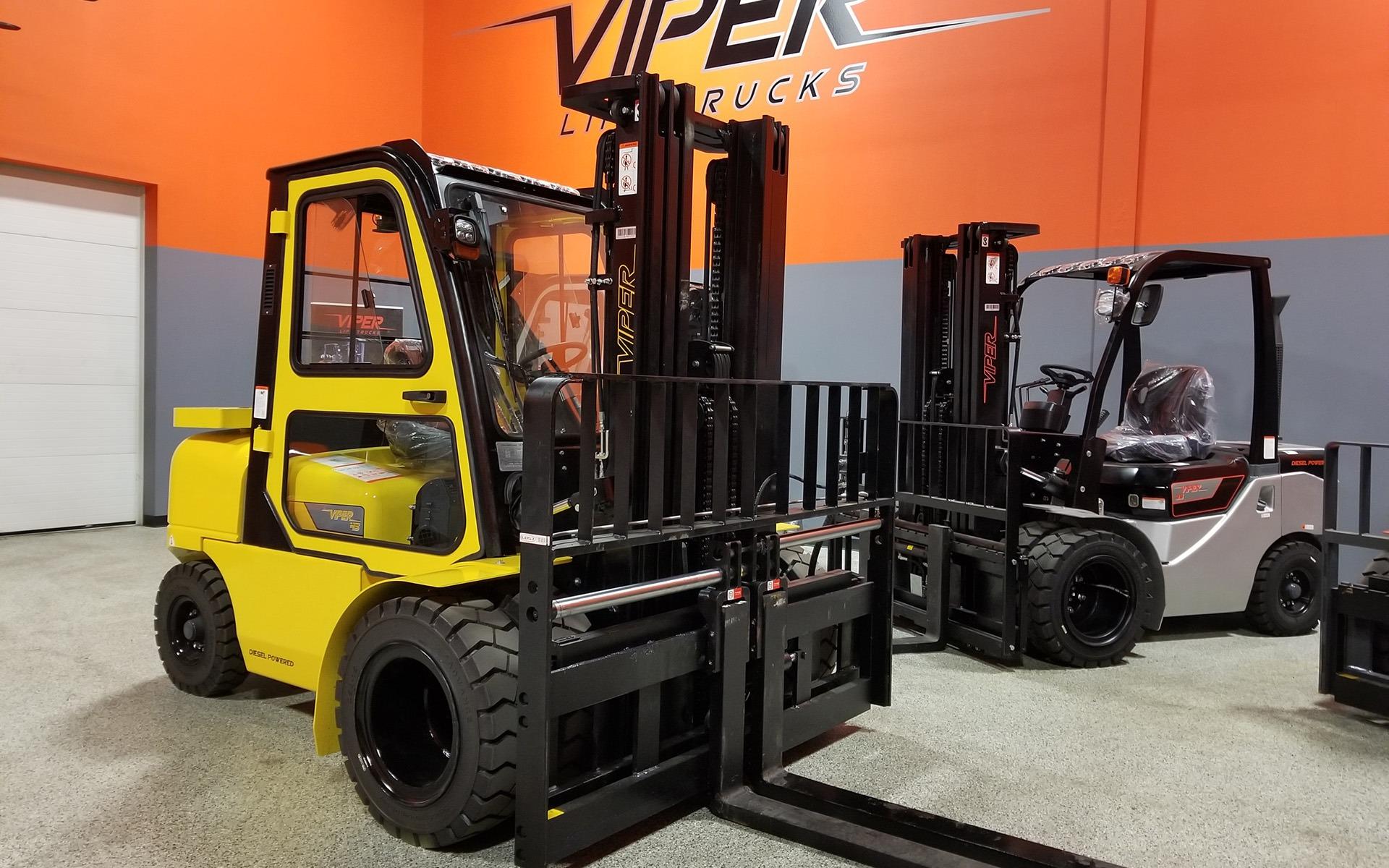 New 2020 VIPER FD45  | Cary, IL