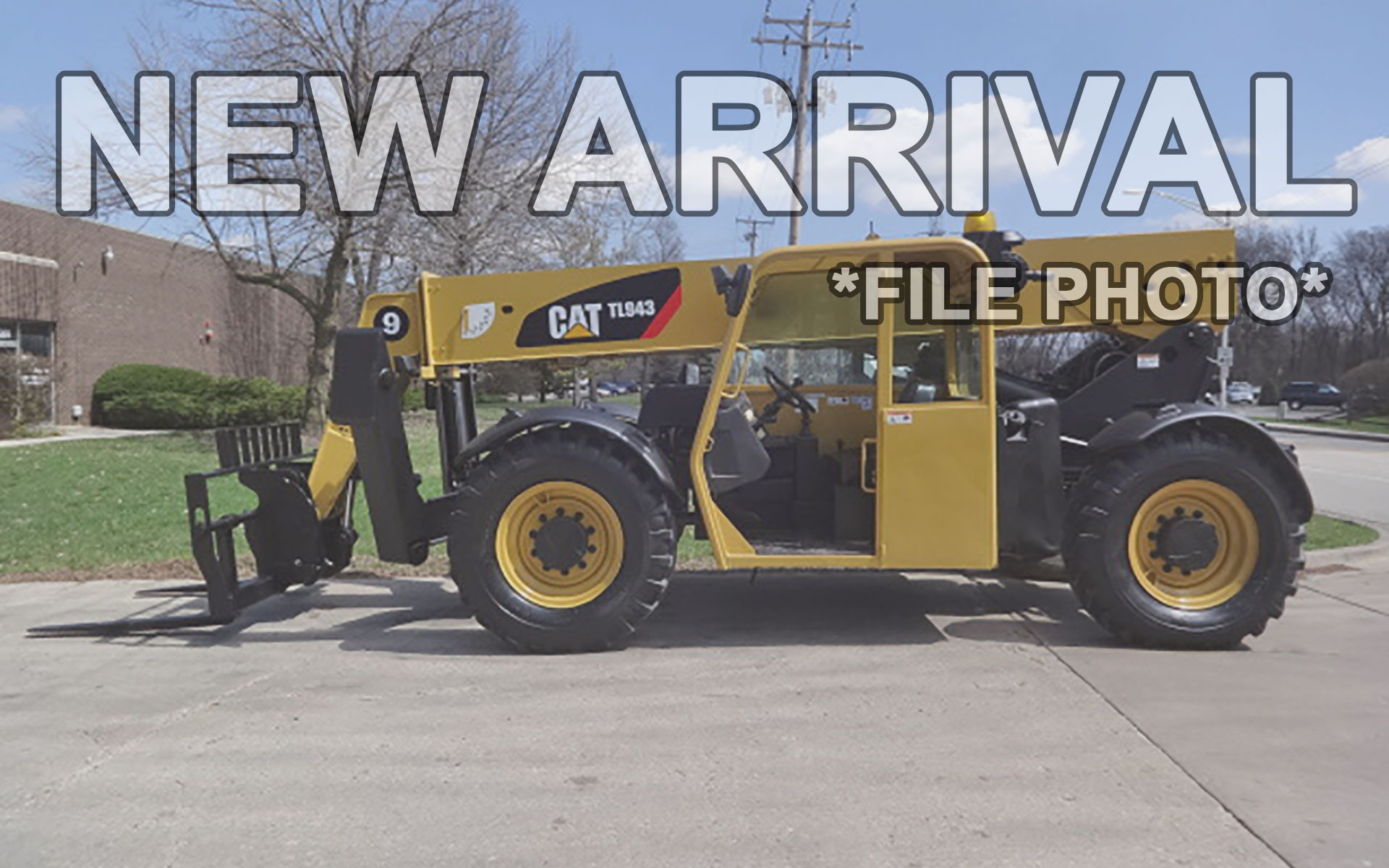 Used 2007 CATERPILLAR TL943    Cary, IL