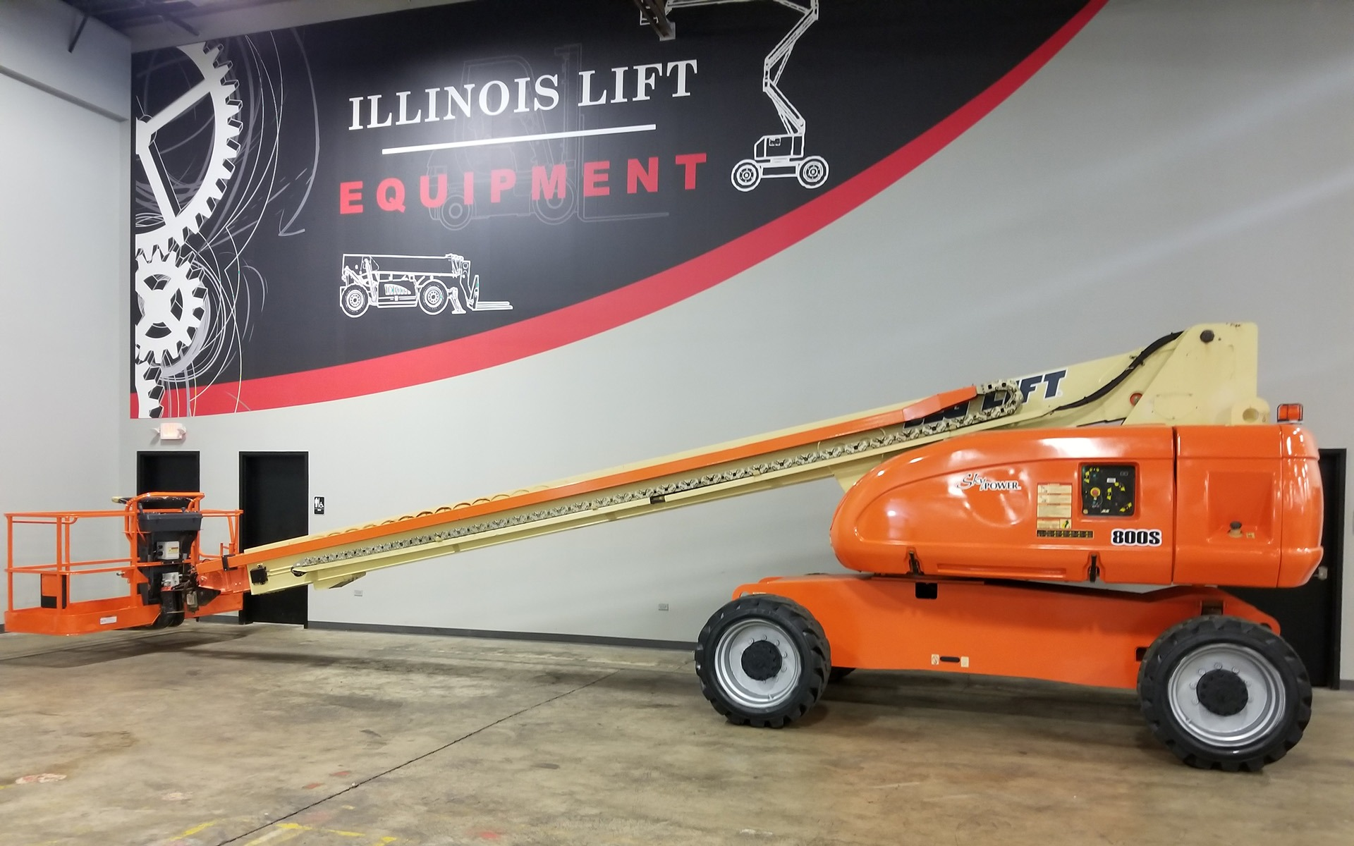 Used 2005 JLG 800S  | Cary, IL