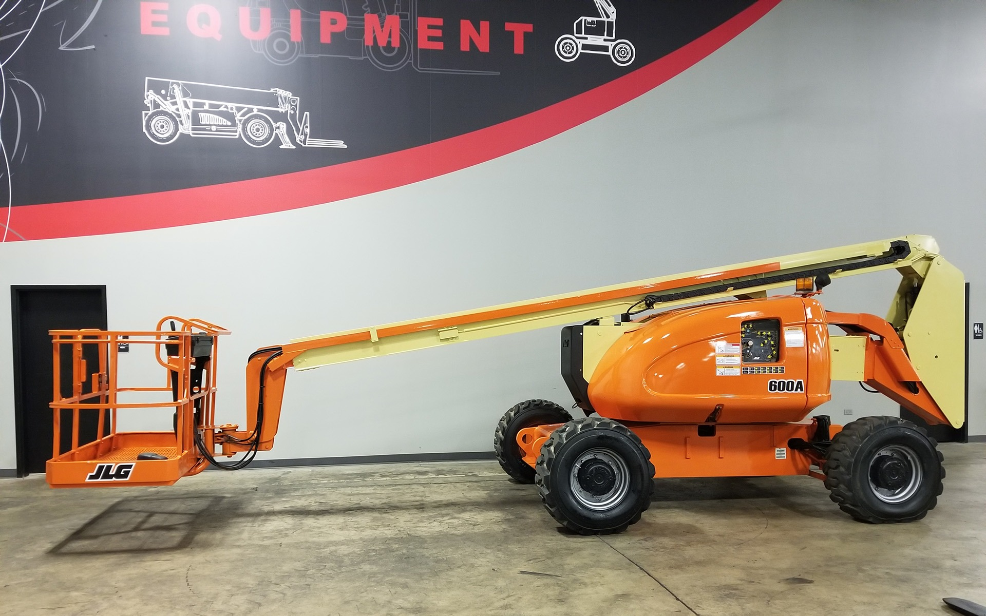 Used 1998 JLG 600A  | Cary, IL