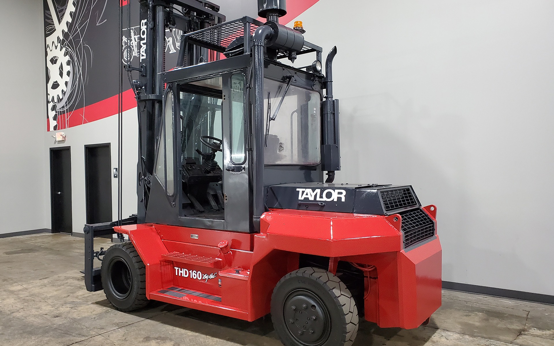 Used 2007 TAYLOR THD160    Cary, IL