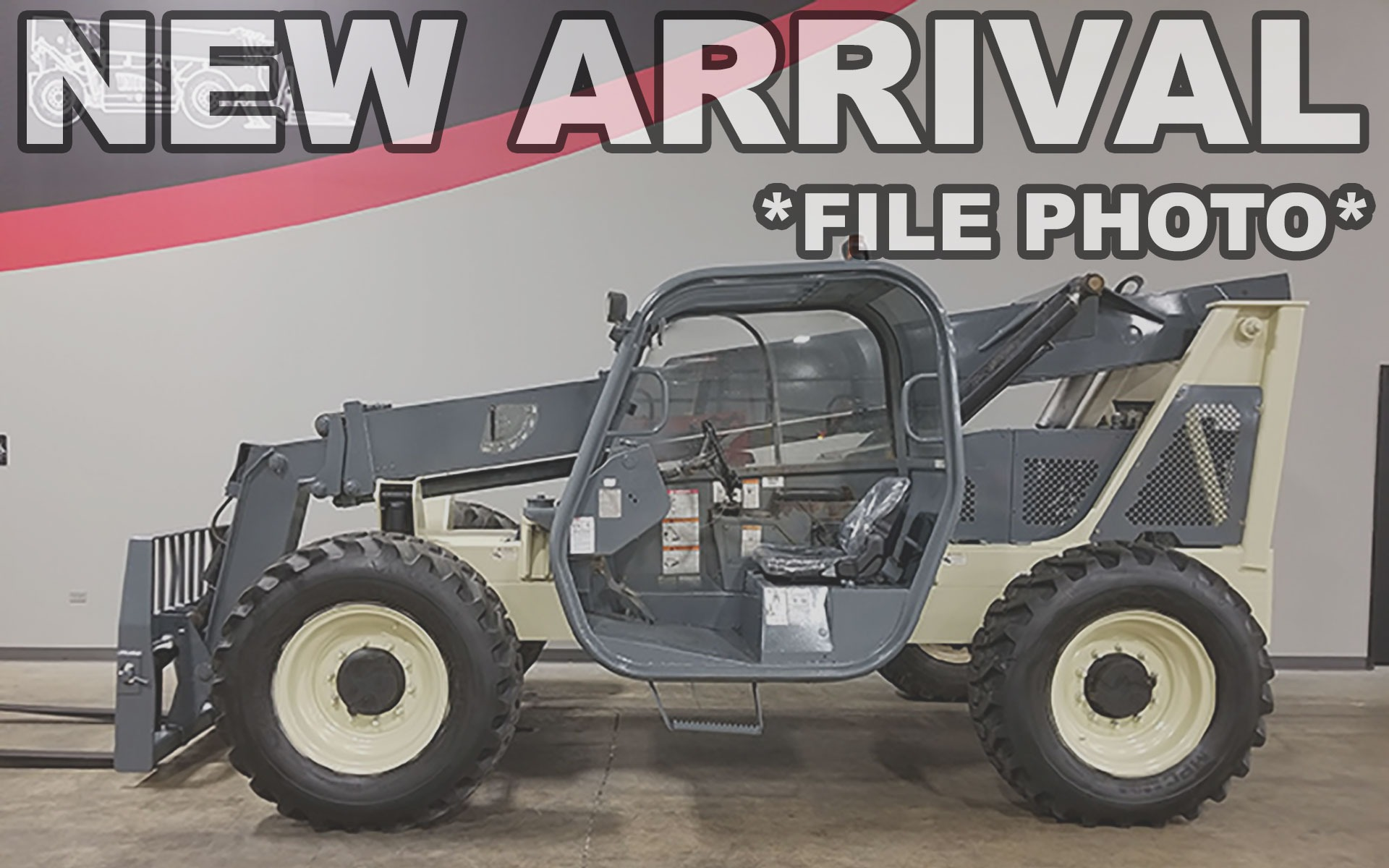 Used 2005 TEREX TH842C    Cary, IL