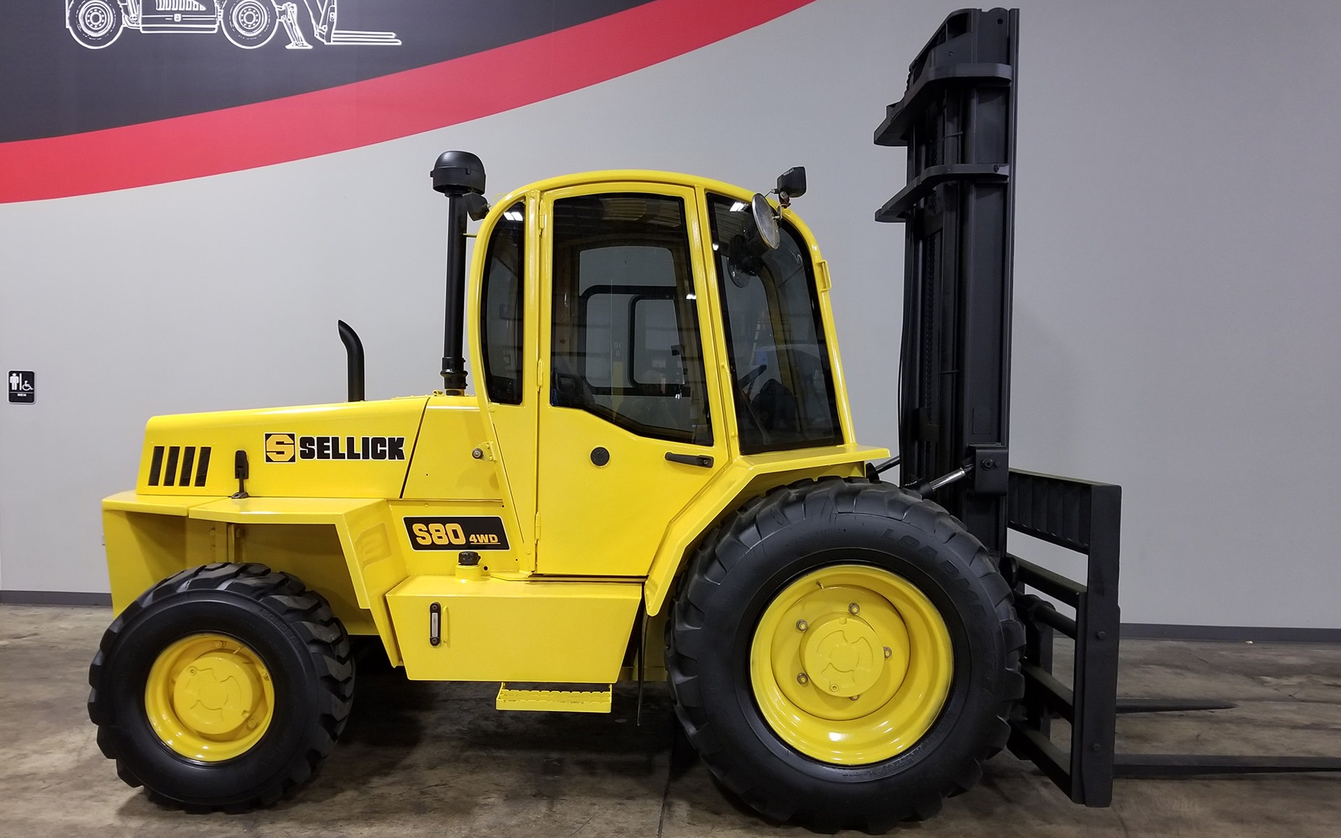 Used 2008 SELLICK S80 JDS-4  | Cary, IL