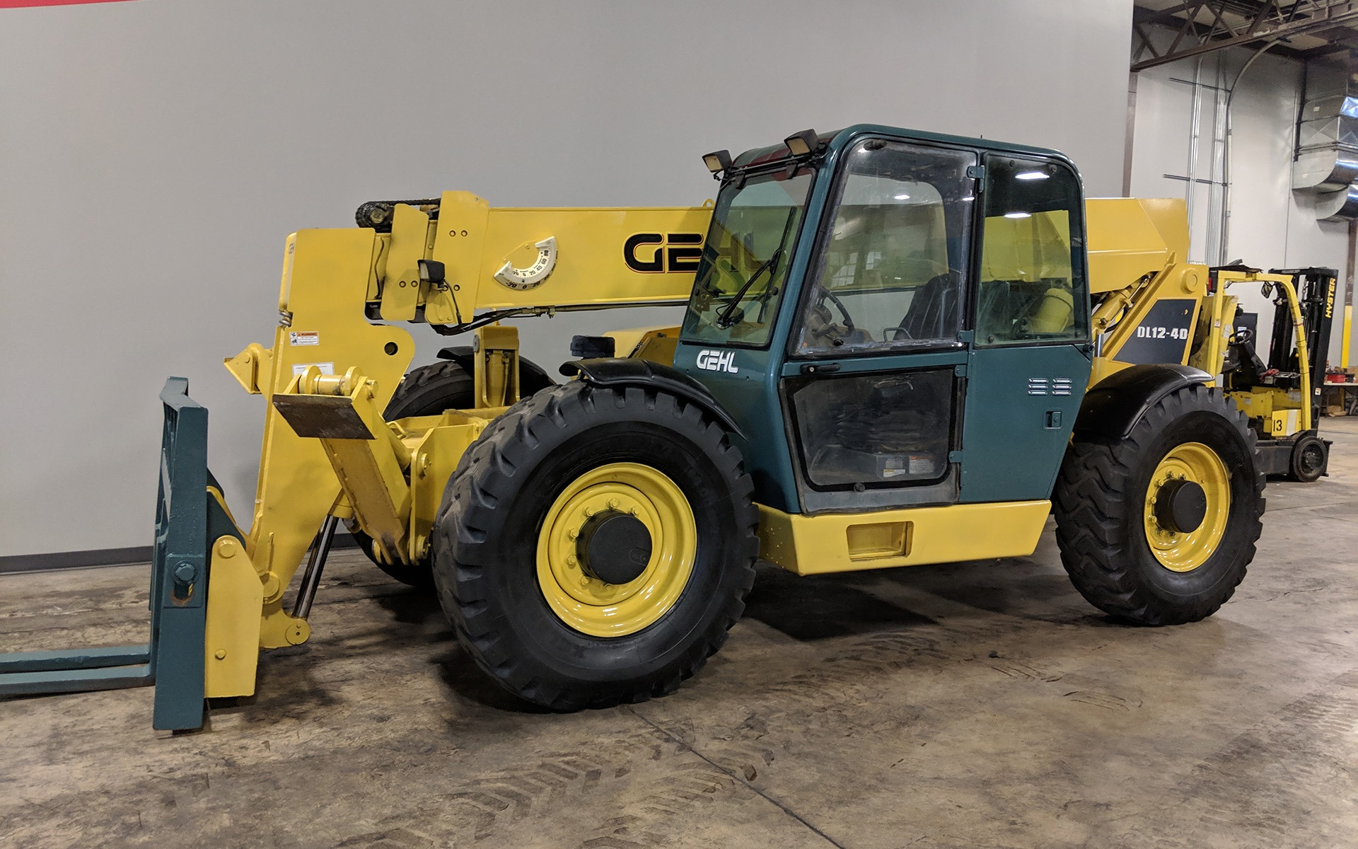 Used 2008 GEHL DL1240  | Cary, IL