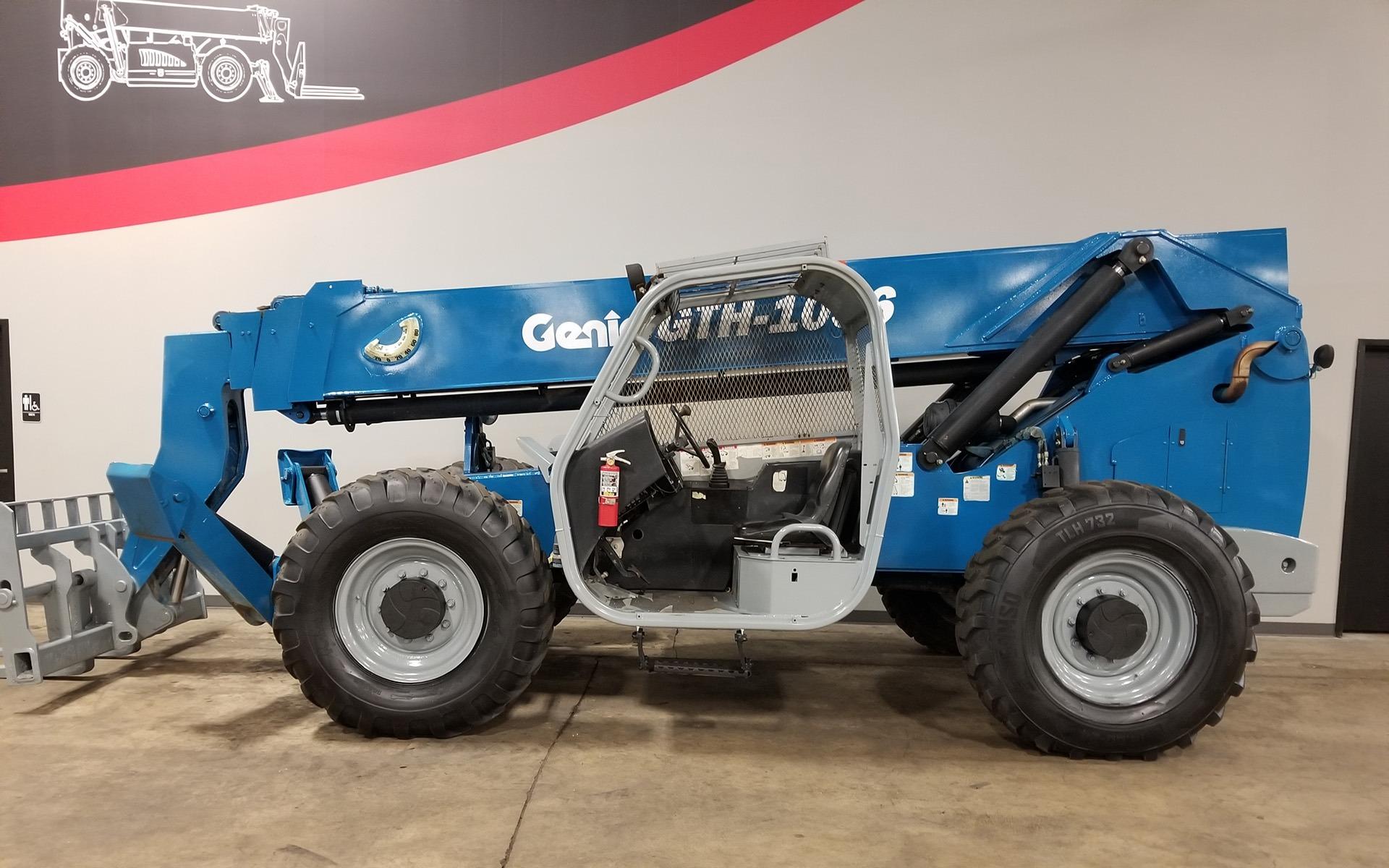 Used 2008 GENIE GTH1056  | Cary, IL