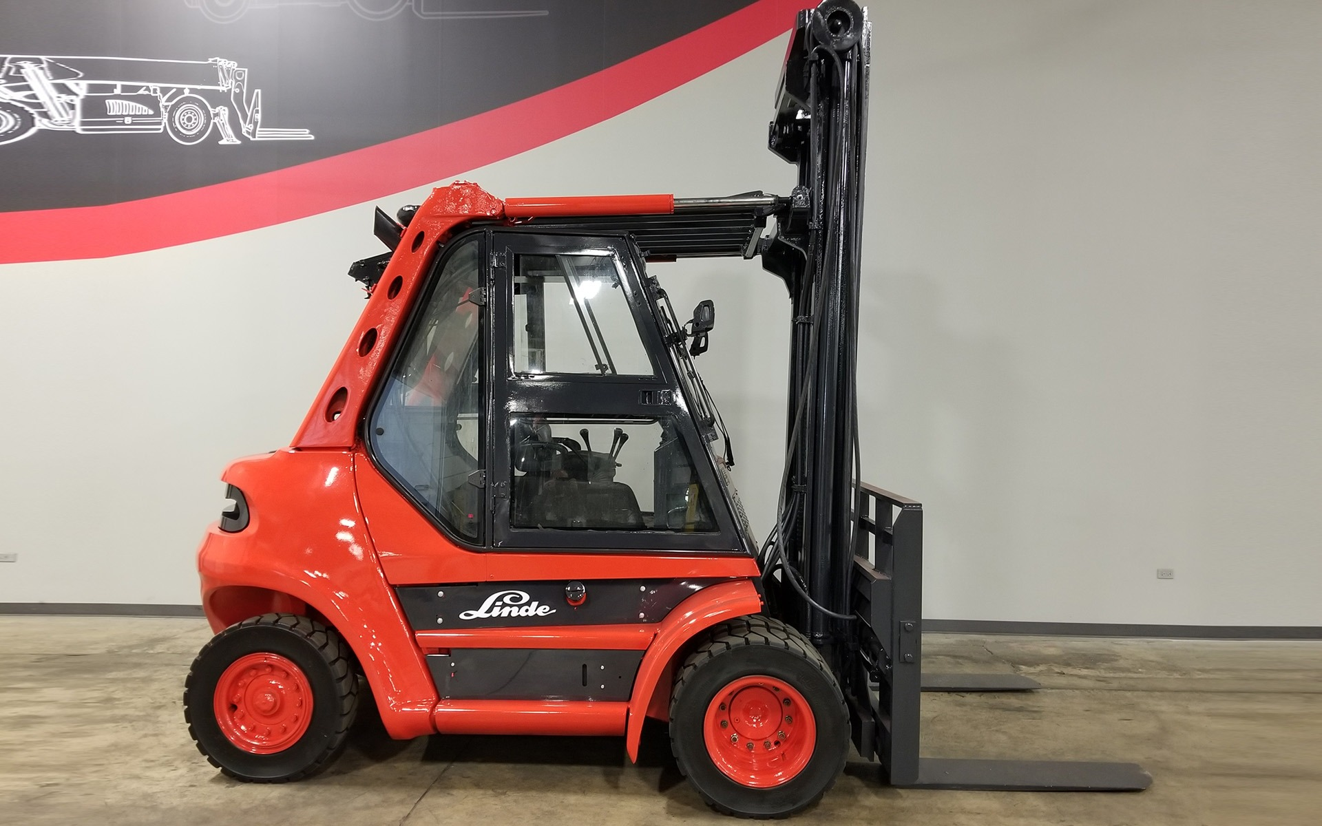 Used 2006 LINDE H60D  | Cary, IL