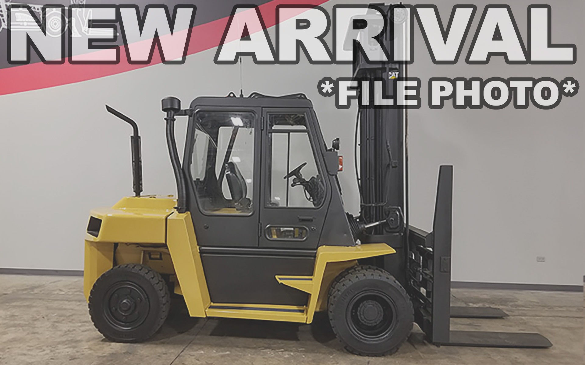 Used 2013 CATERPILLAR DP70K  | Cary, IL