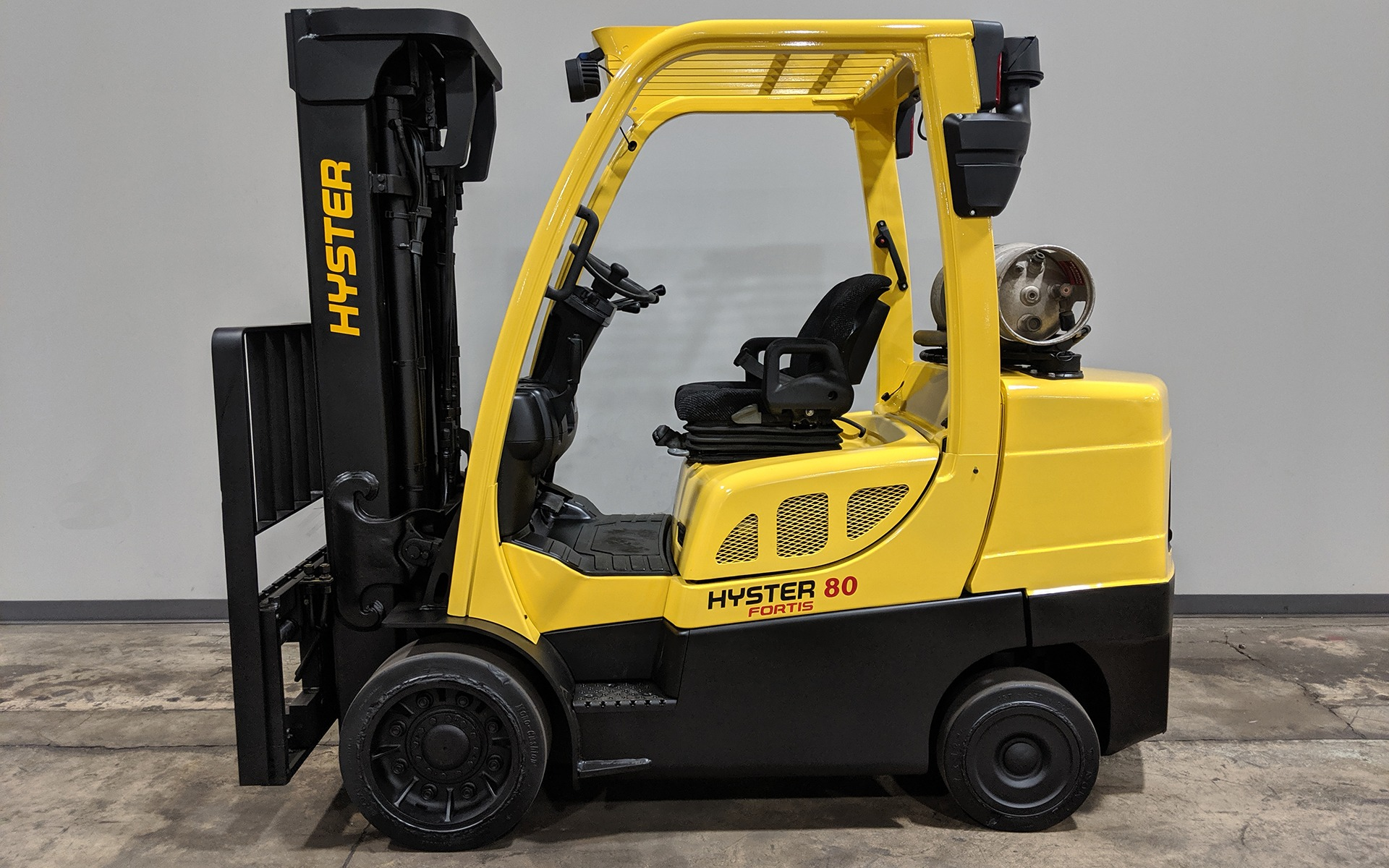 Used 2012 HYSTER S80FT    Cary, IL