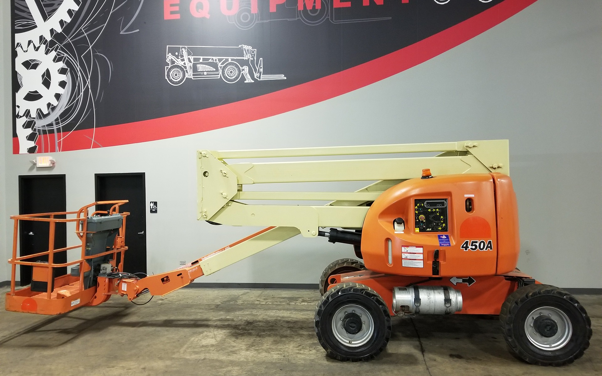 Used 2008 JLG 450A  | Cary, IL