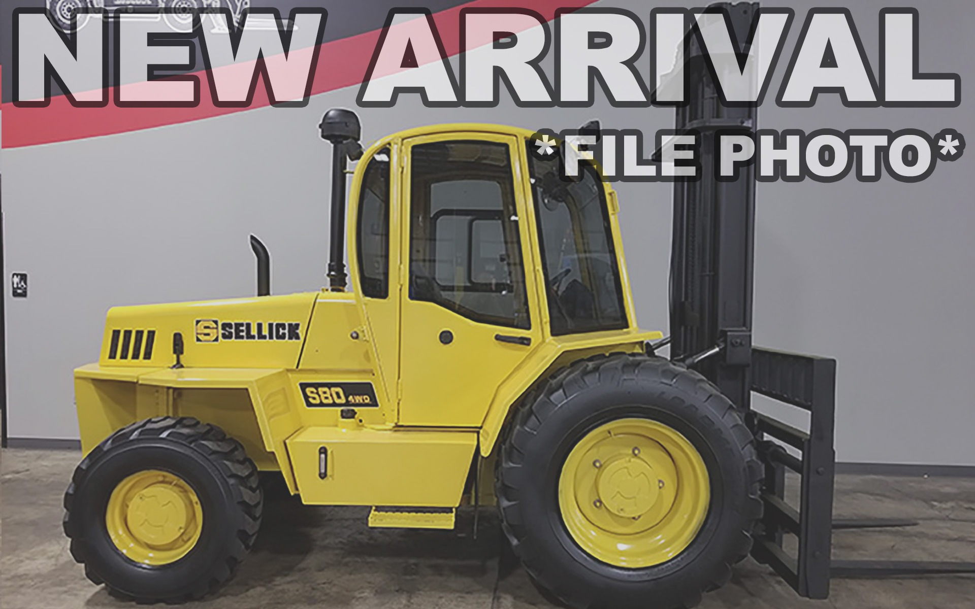 Used 2103 SELLICK S80 JDS-4  | Cary, IL