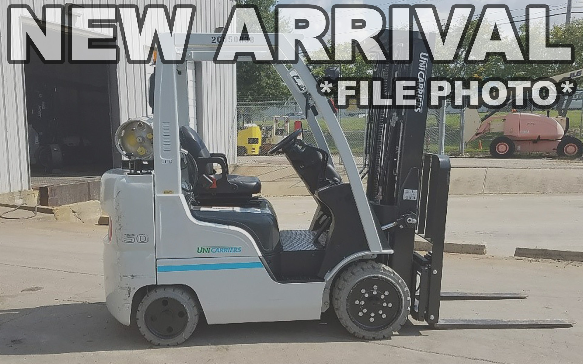 Used 2015 UNICARRIER CF50LP  | Cary, IL