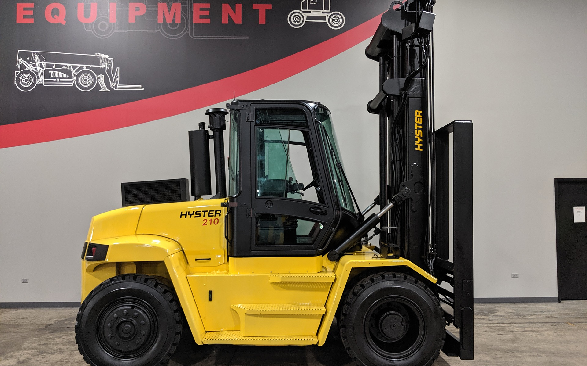 Used 2007 HYSTER H210HD  | Cary, IL