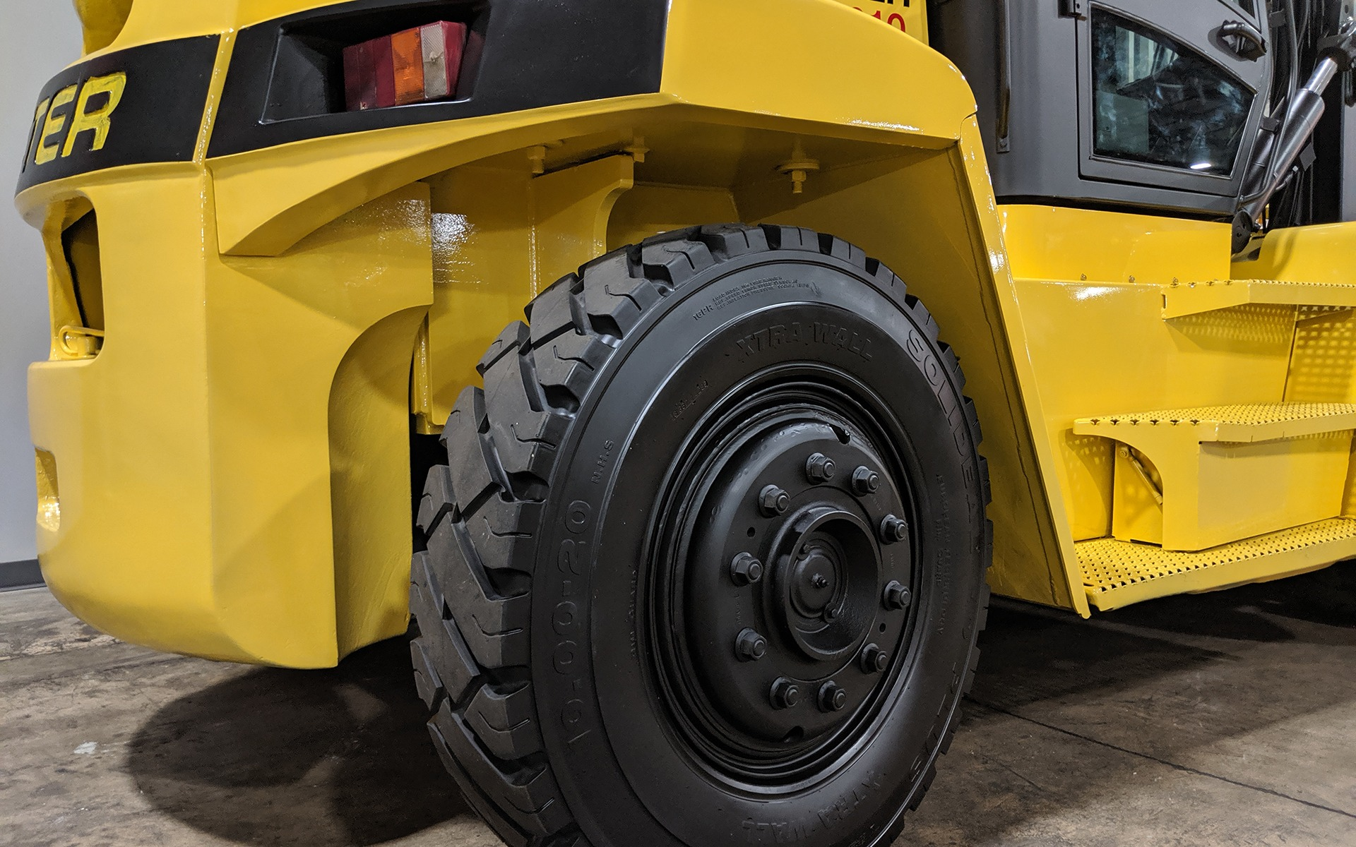 Used 2007 HYSTER H210HD    Cary, IL