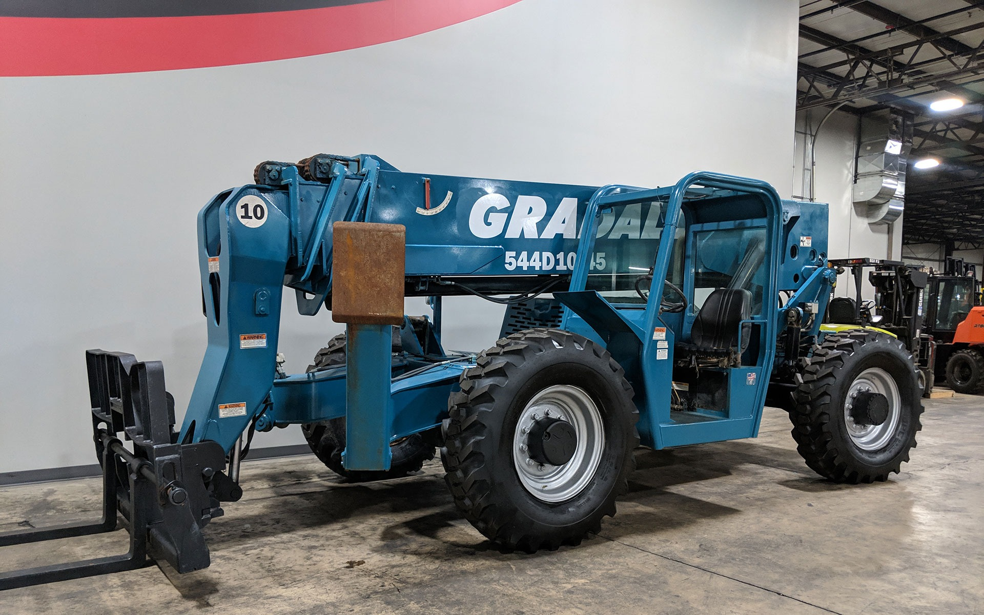 Used 2005 GRADALL 544D-10  | Cary, IL